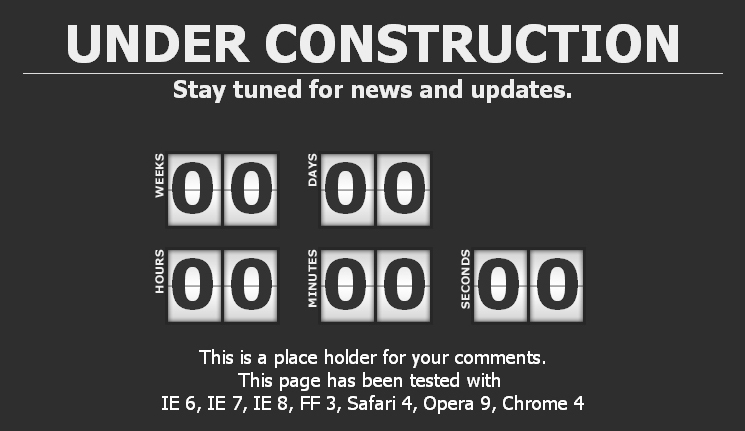 16 Cool Countdown Timer Scripts For Your Projects 4