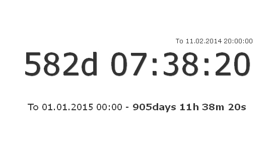 16 Cool Countdown Timer Scripts For Your Projects 7