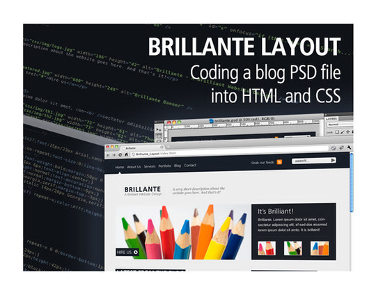 9 Articles And Tutorials To Learn PSD To HTML Conversion 4