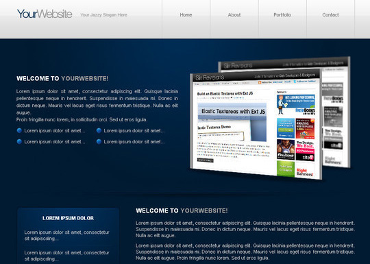 9 Articles And Tutorials To Learn PSD To HTML Conversion 2