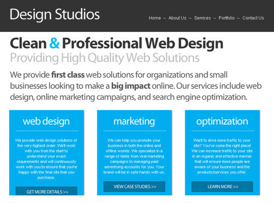 9 Articles And Tutorials To Learn PSD To HTML Conversion 8