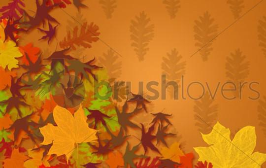 19 Free Photoshop Leaf Brush Sets 10