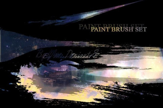 60 New and Free Photoshop Brush Packs For Designers 27