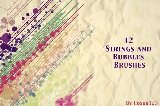 60 New and Free Photoshop Brush Packs For Designers 28