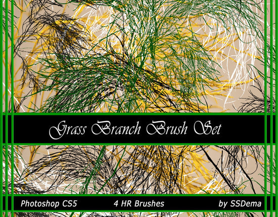 60 New and Free Photoshop Brush Packs For Designers 36