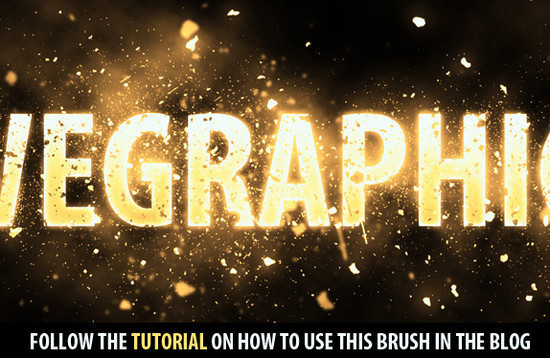 60 New and Free Photoshop Brush Packs For Designers 44