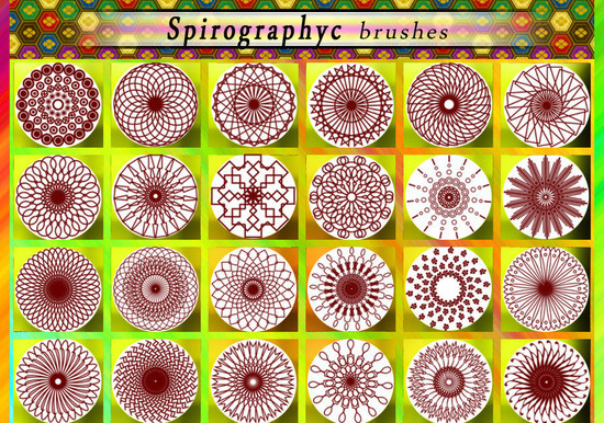 60 New and Free Photoshop Brush Packs For Designers 50