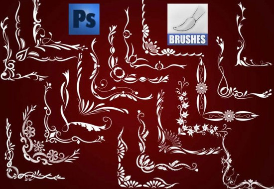 60 New and Free Photoshop Brush Packs For Designers 13