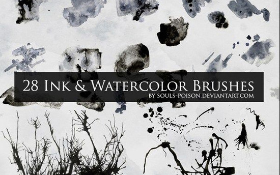 60 New and Free Photoshop Brush Packs For Designers 3
