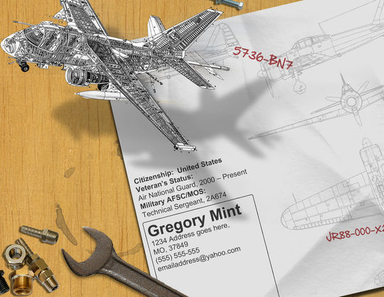 44 Unusual And Artistic Resume Designs 2