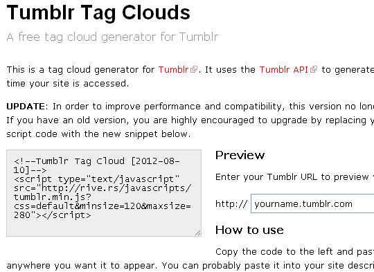 50 Elegant Free Tumblr Themes And Widgets For Blogging Experience 48