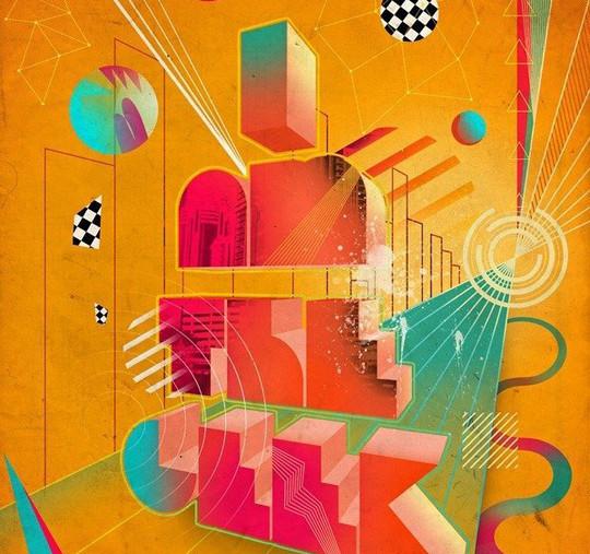 40 High Quality Typographic Poster Design Tutorials 3