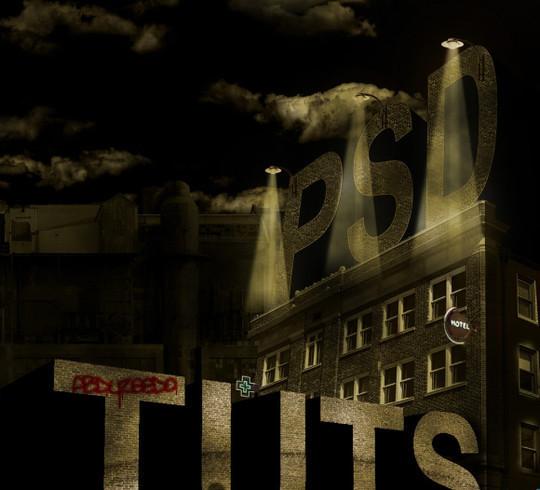 40 High Quality Typographic Poster Design Tutorials 5