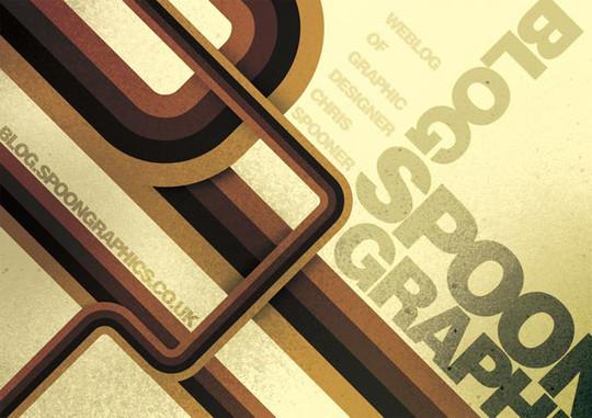 40 High Quality Typographic Poster Design Tutorials 21