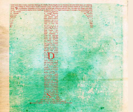 40 High Quality Typographic Poster Design Tutorials 34