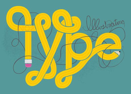 40 High Quality Typographic Poster Design Tutorials 36