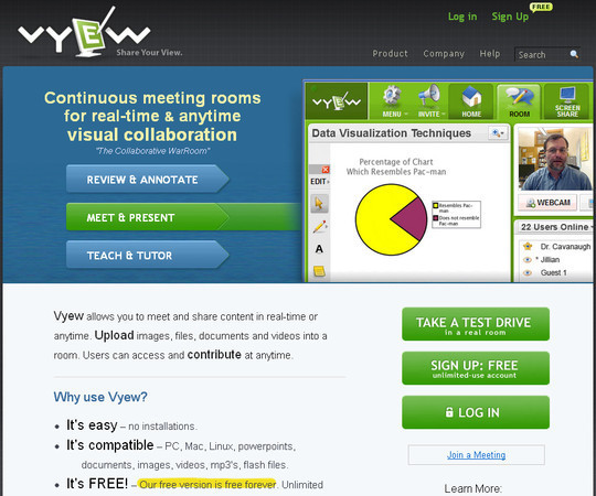 7 Free Web Conferencing And Online Meeting Services 6