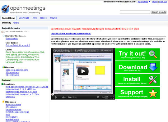 7 Free Web Conferencing And Online Meeting Services 4