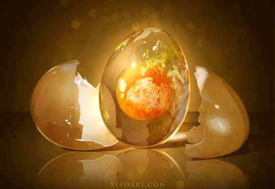 45+ Most Wanted Photoshop 3D Effects Tutorials 24