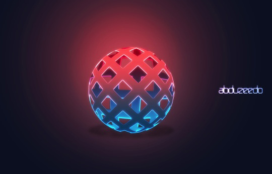 45+ Most Wanted Photoshop 3D Effects Tutorials 33