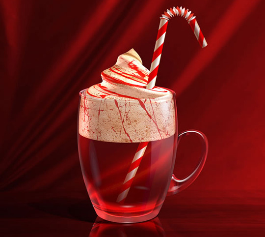 45+ Most Wanted Photoshop 3D Effects Tutorials 8