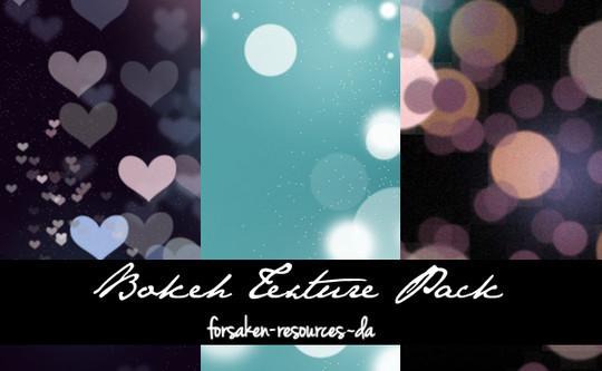 55 Amazingly Creative Free Bokeh Textures For Designers 13