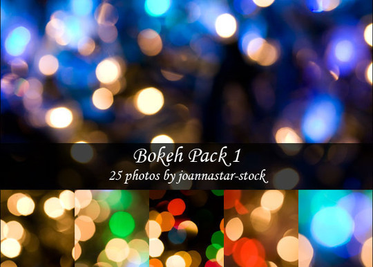 55 Amazingly Creative Free Bokeh Textures For Designers 1