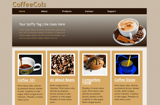 Free HTML5 And CSS3 Templates You Should See 1