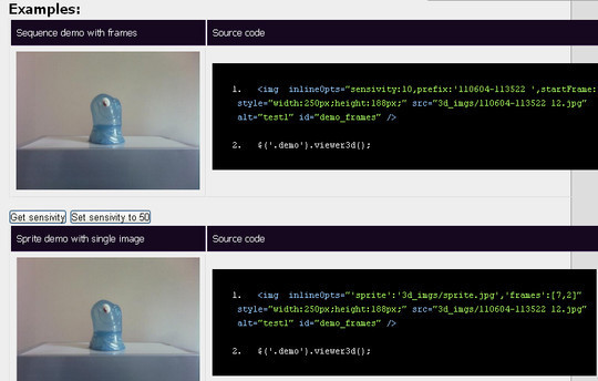 10 Very Useful jQuery Plugins For 360 Degree Image Rotation 10