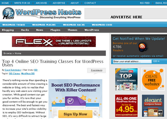 45 Excellent Professional Resources For Learning WordPress Development 3