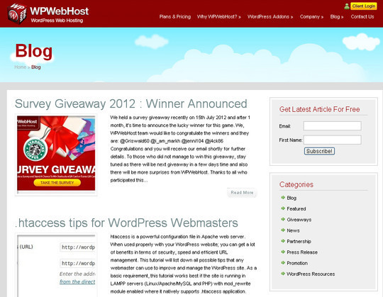 45 Excellent Professional Resources For Learning WordPress Development 23