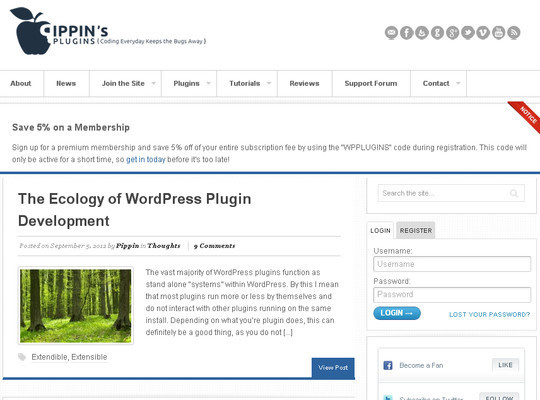 45 Excellent Professional Resources For Learning WordPress Development 25