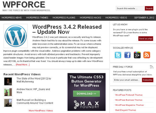 45 Excellent Professional Resources For Learning WordPress Development 11