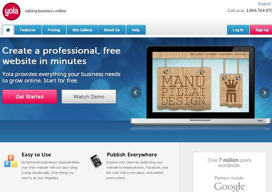 15 Free And Useful Online Website Builders 7