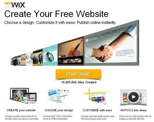 15 Free And Useful Online Website Builders 4