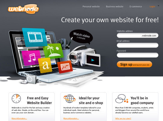 15 Free And Useful Online Website Builders 8