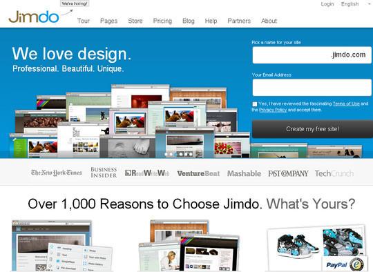 15 Free And Useful Online Website Builders 9