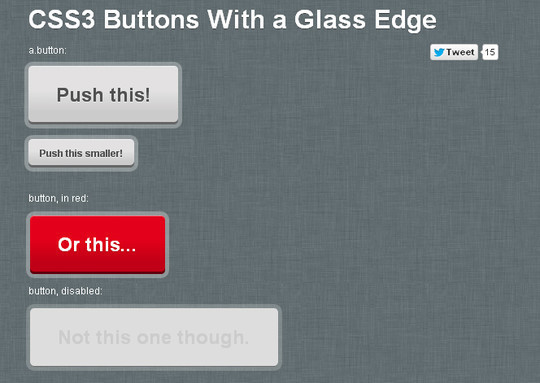 18 Effective CSS3 Pressable 3D Buttons To Make Your Website More Interactive 3