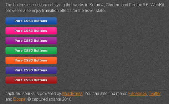 18 Effective CSS3 Pressable 3D Buttons To Make Your Website More Interactive 11