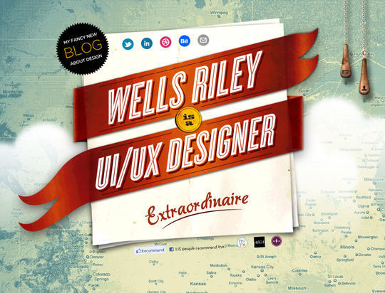 Retro And Vintage: 44 Classy Examples Of Web Designs 35