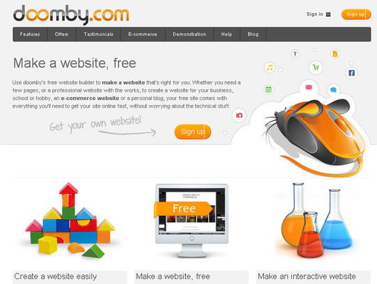 15 Free And Useful Online Website Builders 3