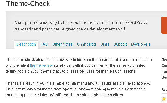 10 Useful And Free Plugins To Help You Develop WordPress Themes 4