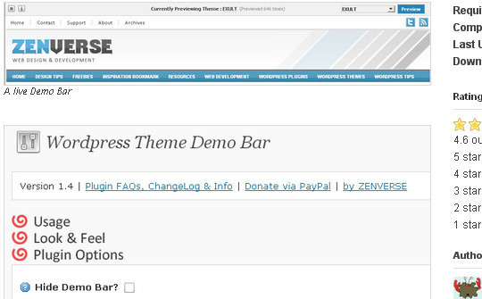 10 Useful And Free Plugins To Help You Develop WordPress Themes 5