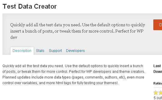 10 Useful And Free Plugins To Help You Develop WordPress Themes 6