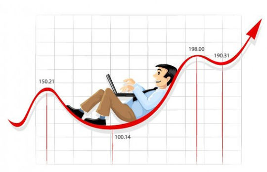 14 Free Business Charts, Graph PSDs And Vector Files 13