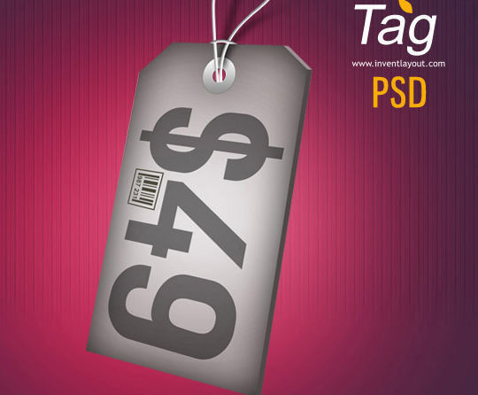 15 Free Price Sale And Discount Tags PSDs 2