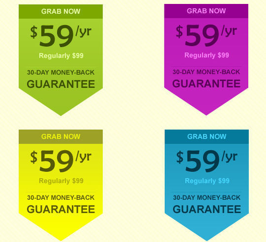 15 Free Price Sale And Discount Tags PSDs 14