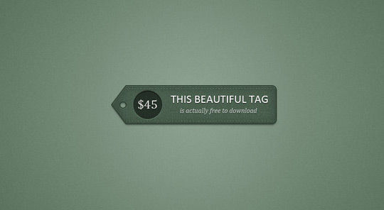 15 Free Price Sale And Discount Tags PSDs 5