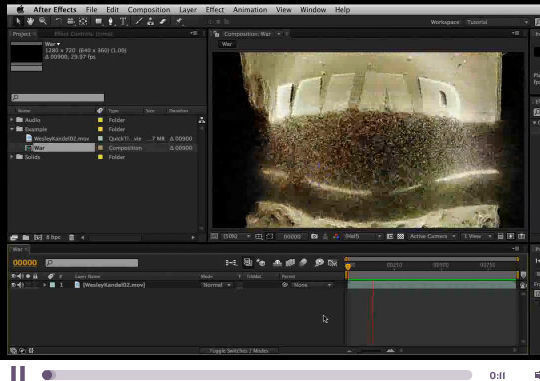40 Amazing After Effects Tutorials And Techniques 37