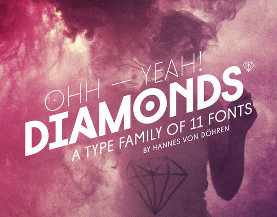 40 Fresh High-Quality Free Fonts For Your Designs 29